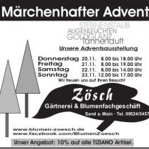 Adventsausstellung 2014